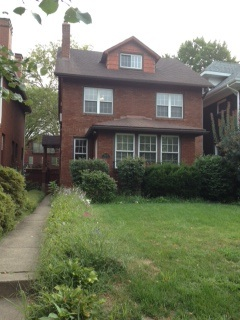 Regent Sqaure Pittsburgh PA Home for Sale